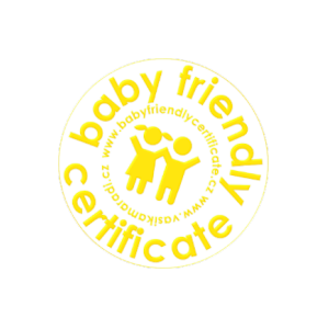 Baby friendly certificate